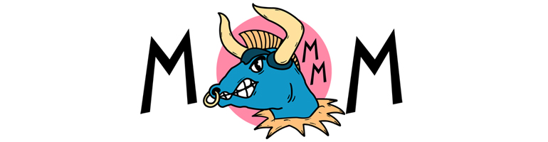 Manic Minotaur Logo Banner