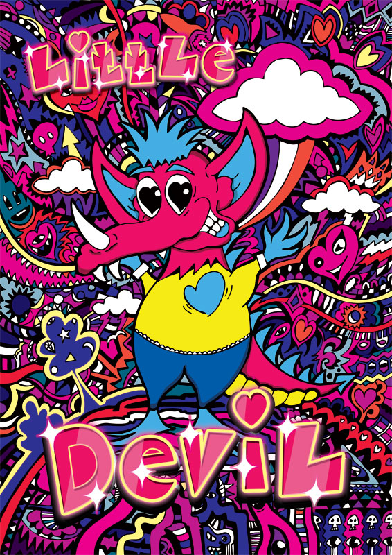 Illustration_Little_Devil