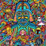 Darth Vader Star Wars Illustration