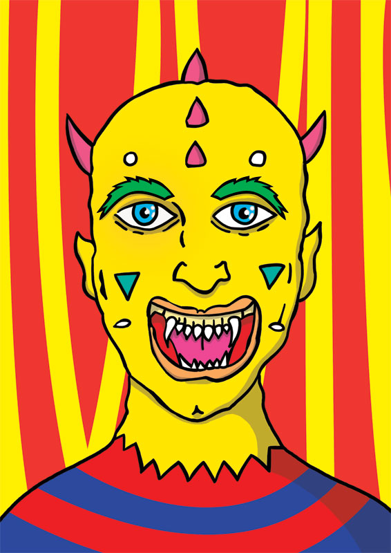 Illustration_Yellow_Devil