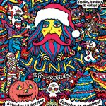 Art Junky Poster by Manic Minotaur